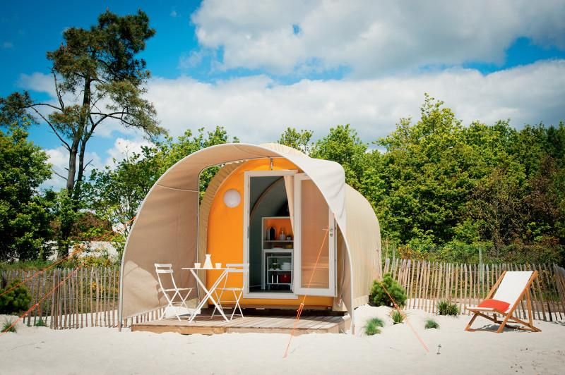 Location - Tente Coco Sweet - Camping Les Philippons