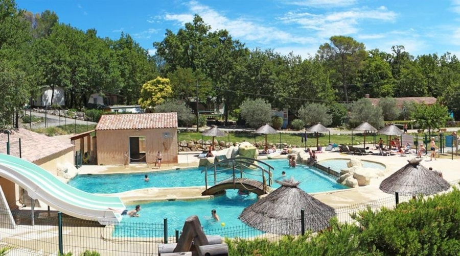 Camping Les Blimouses - Callas