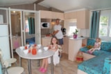 Rental - RESIDENCE PRESTIGE (no AC) : 2 bedrooms - Camping Port Pothuau