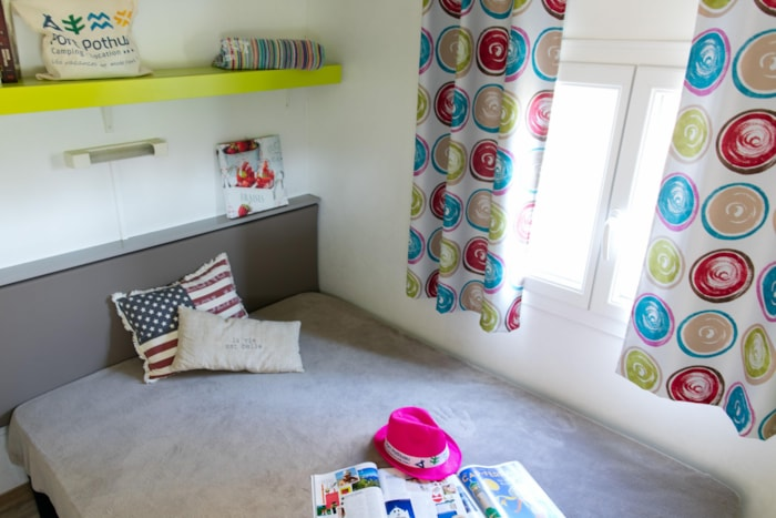 Mobil-Home Simply (Sans Sanitaires) : 2 Chambres
