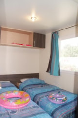 Rental - RESIDENCE CONFORT (no AC) : 2 bedrooms - Camping Port Pothuau