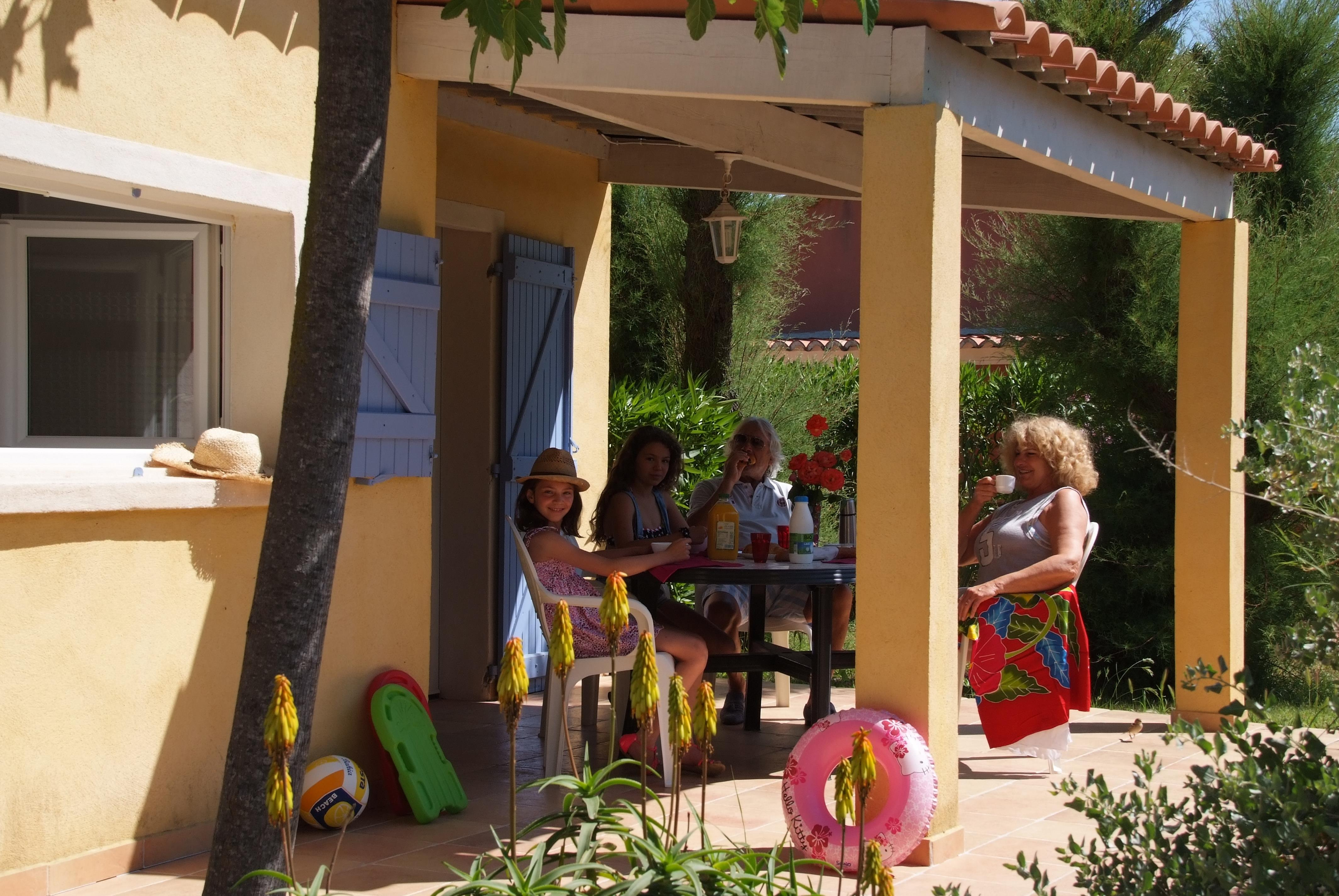 Location - Bungalow Cocoon Climatise : 1 Chambre - Camping Port Pothuau