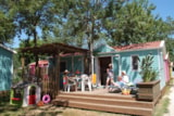 Rental - Mobil-Home Family Kids Air Conditioned (2 Bedrooms) - Camping Port Pothuau