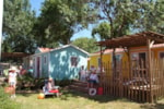 Rental - RESIDENCE PRESTIGE AIR CONDITIONING (2 bedrooms) - Camping Port Pothuau