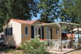 Rental - RESIDENCE COMFORT AIR CONDITIONING (2 bedrooms) - Camping Port Pothuau