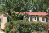 Rental - RESIDENCE FAMILY AIR CONDITIONED (3 bedrooms) - Camping Port Pothuau