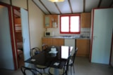Rental - Chalet Bois (2 bedrooms) 35m² - Le Patisseau