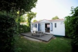 Rental - Mobil home Gabare (2 bedrooms -1 bathroom) 31m² - Le Patisseau