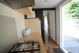 Rental - Mobil-home Brigantin (2 bedrooms - 2 bathrooms) 31m² - Le Patisseau