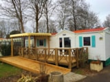 Rental - Mobil home Caravelle wheelchair friendly (2 bedrooms) 31m² - Le Patisseau