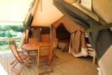 Rental - Safari Lodge - (Without Shower or Sink) - Le Patisseau