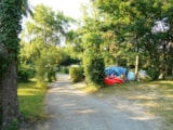 Pitch - Pitch LITTLE TENT + car (max. 90m²) - Le Patisseau