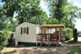 Rental - Mobile-home Clipper 3 bedrooms année 2010 - Le Patisseau