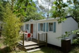 Rental - Mobile Home Sympa 21M² - 2 Rooms - Camping Le Parc