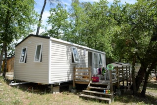 Mobile Home Comfort 26M² - 2 Rooms Sunday