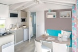 Rental - Mobile Home 2 bedrooms - Camping La Plage d'Argens