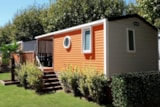 Rental - Mobile-home 1 bedrooms - Camping La Plage d'Argens