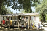 Rental - Mobil-Home Texas 8 Pers. + Place Per 2 Vehicles - Camping Domaine du Golfe de Saint Tropez