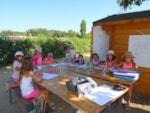 Entertainment organised Camping Domaine Du Golfe De Saint Tropez - Grimaud