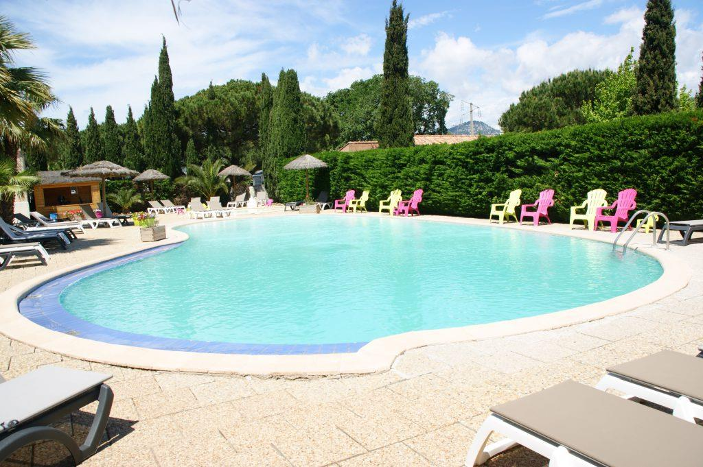 Struttura Camping Orly d'Azur - SIX FOURS LES PLAGES