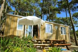Stacaravan Resort + Resinier Top Presta 3 kamers