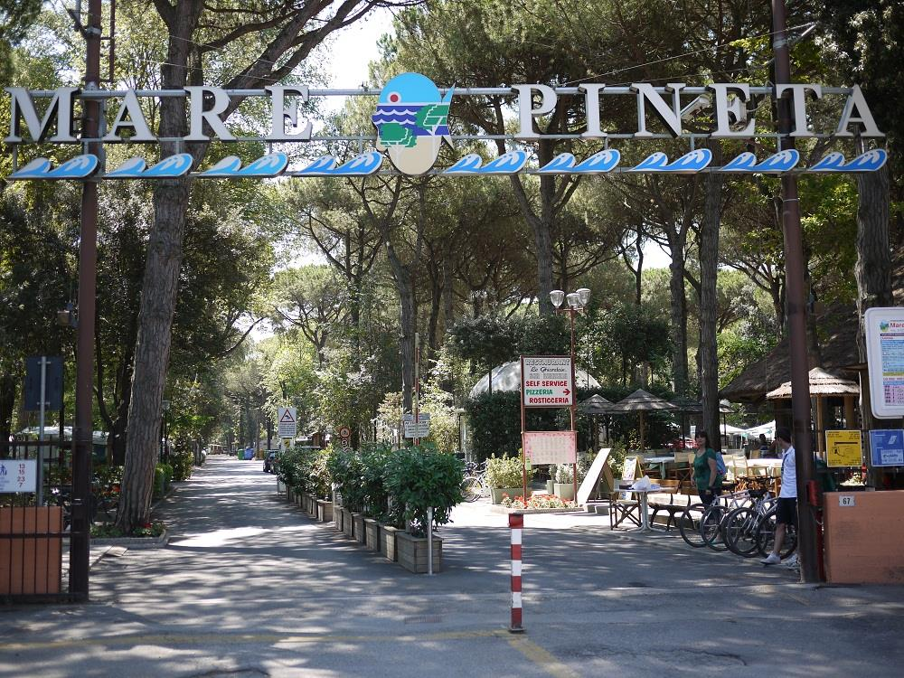 International Camping Mare e Pineta - Lido di Spina
