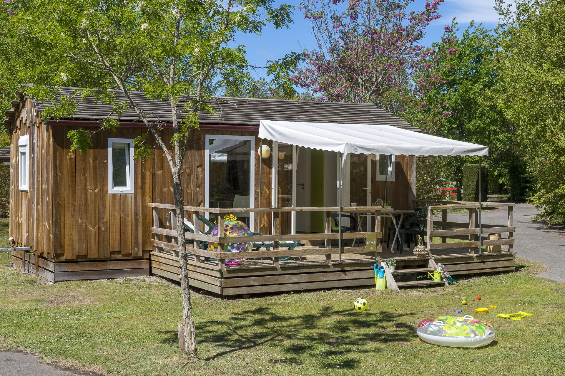 Location - Cottage 2 Chambres*** - Camping Sandaya Le Col Vert
