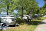 Pitch - Pitch Seaside** - Camping Sandaya Le Col Vert