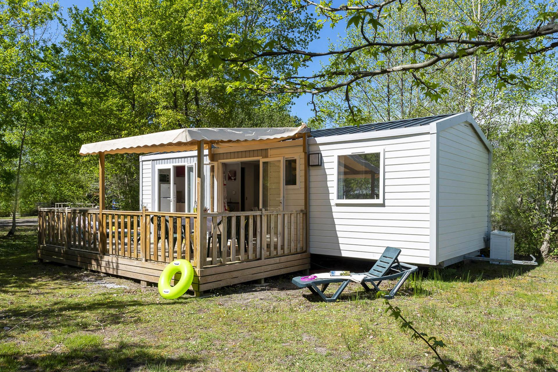 Location - Cottage 3 Chambres*** - Camping Sandaya Le Col Vert
