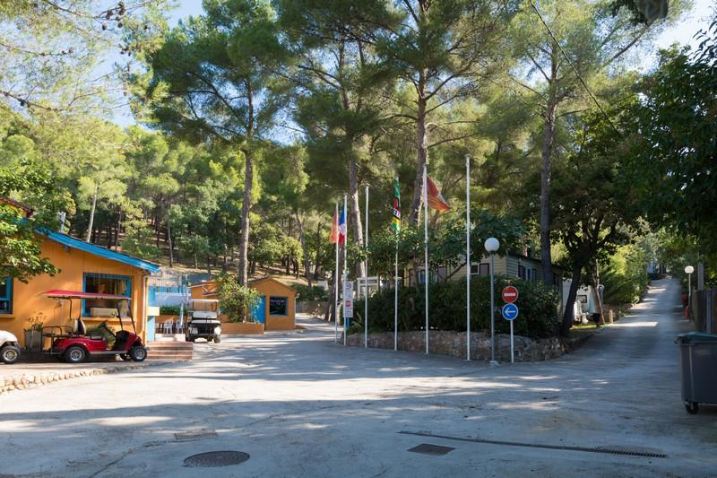 Betrieb Camping Les Playes - SIX FOURS LES PLAGES