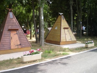 TIPI N°01 with electricity