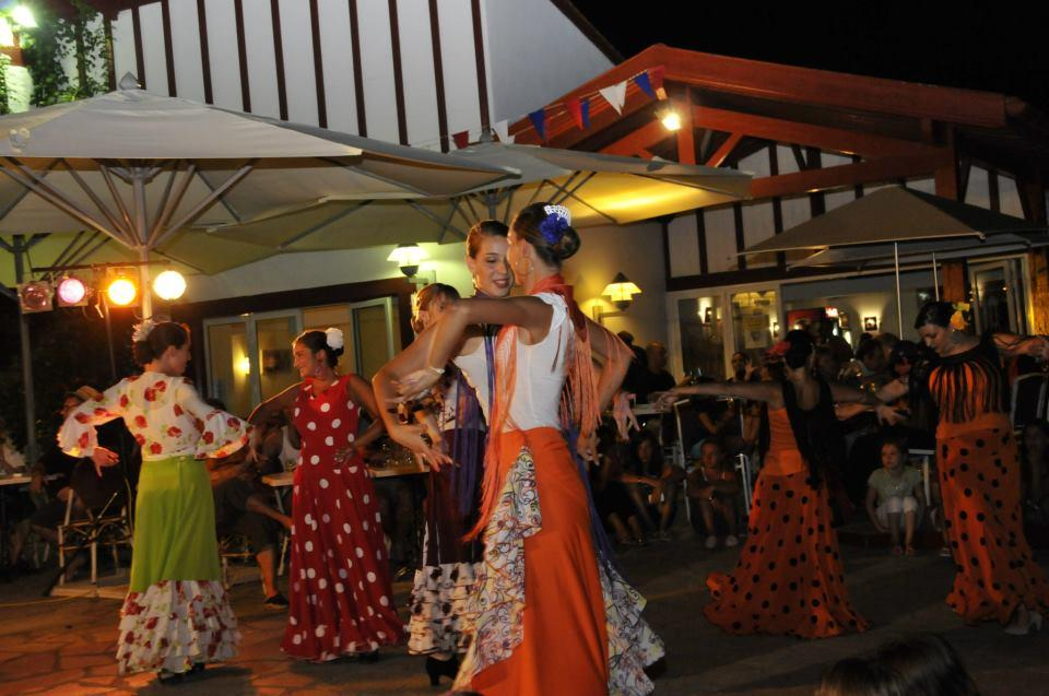 Entertainment organised Village Camping Berrua - Bidart