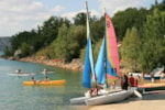 Leisure Activities Camping Le Clos de Barbey - BAUDUEN
