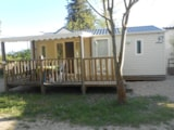Rental - Mobile-Home Louisiane - Camping Les Floralies