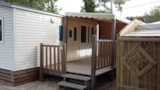 Rental - Mobile-home Sun Living - Camping Les Floralies