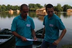 Reception team Village Flottant De Pressac - Pressac