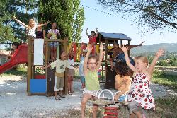 Entertainment organised Camping La Vidaresse - Sainte Anastasie Sur Issole