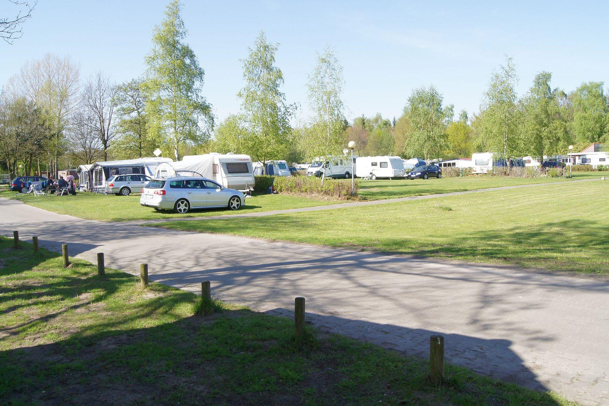 Establishment Euregio camping De Twentse Es - Enschede
