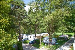 Pitch - Pitch With Car +Tent / Caravan Or Camping-Car - Camping des Neiges
