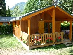 Location - Chalet - Camping des Neiges