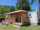 Rental - Mobilhome Louisiane - Camping des Neiges
