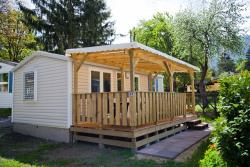 Location - Mobil Home Riviera - Camping des Neiges