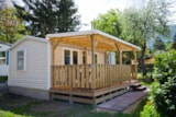Rental - Mobile home Riviera - Camping des Neiges