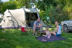 Emplacement - Emplacement Camping Confort - Camping Le Sougey
