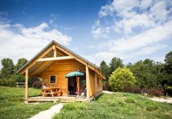 Huuraccommodatie - Chalet Montana - Huttopia Lac d'Aiguebelette