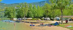 Establishment Camping Les Peupliers - Lepin Le Lac