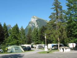 Emplacement - Emplacement Prestige - Airotel Camping Le Giffre