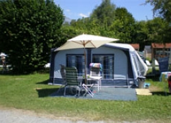 Emplacement - Emplacement Confort - Camping International du Lac d'Annecy