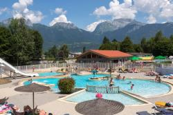 Etablissement Camping International du Lac d'Annecy - Saint Jorioz