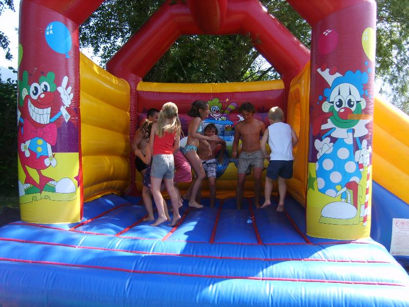 Entertainment organised CAMPING LES RIVES DU LAC - Sevrier